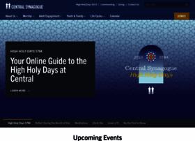 Centralsynagogue.org thumbnail