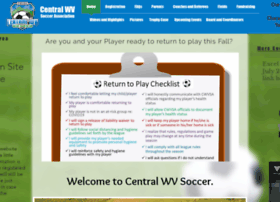 Centralwvsoccer.com thumbnail