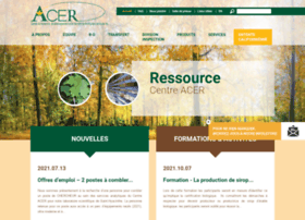 Centreacer.qc.ca thumbnail