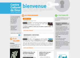 Centrecultureldour.be thumbnail