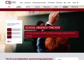 Centreforsocialjustice.org.uk thumbnail