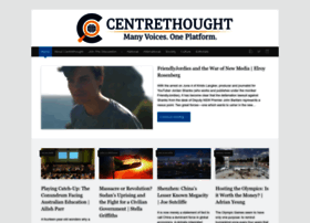 Centrethought.com thumbnail