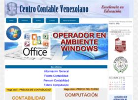 Centrocontablevenezolano.com.ve thumbnail