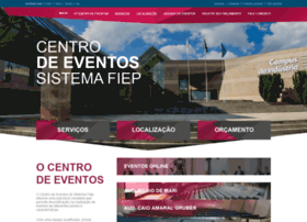 Centrodeeventosfiep.com.br thumbnail