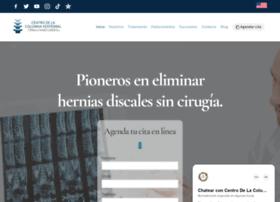 Centrodelacolumnavertebral.com.mx thumbnail