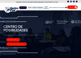 Centrofox.org.mx thumbnail