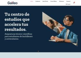 Centrogalileo.com thumbnail