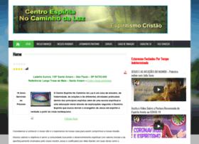 Centronocaminhodaluz.com.br thumbnail