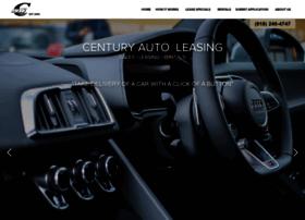 Centuryautoleasing.com thumbnail