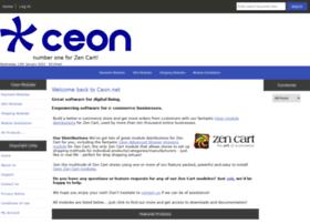 Ceon.net thumbnail