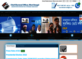 Ceowestbengal.nic.in thumbnail