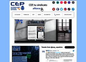 Cepolicia.org thumbnail