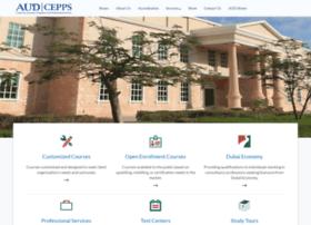 Cepps.aud.edu thumbnail