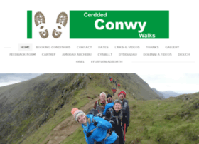 Cerddedconwywalks.org thumbnail