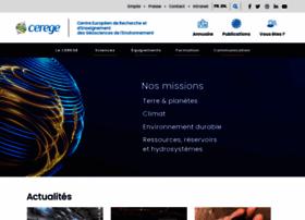 Cerege.fr thumbnail