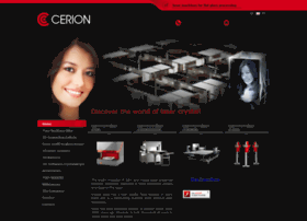 Cerionlaser.com thumbnail