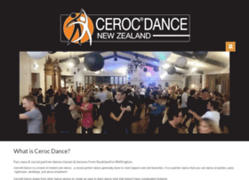 Ceroc.co.nz thumbnail