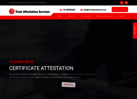 Certificateattestaion.co.in thumbnail