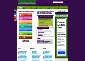 Certificatestreet.com thumbnail