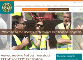 Certificationsuscc.org thumbnail