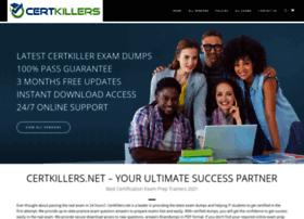 Certkillers.net thumbnail