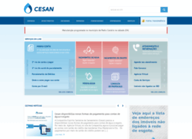 Cesan.com.br thumbnail