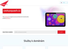 Ceskysquash.cz thumbnail