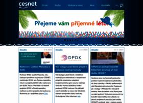 Cesnet.cz thumbnail