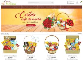 Cestasmelissa.com.br thumbnail