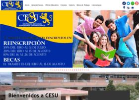 Cesu.com.mx thumbnail