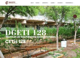 Cetis128.edu.mx thumbnail