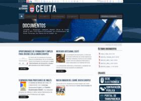 Ceuta.es thumbnail