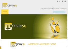 Ceviksu.com.tr thumbnail