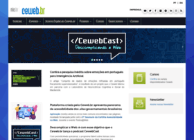 Ceweb.br thumbnail