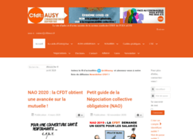Cfdtausy.fr thumbnail