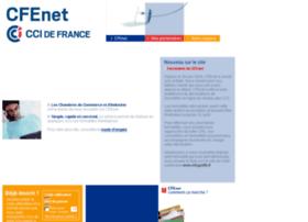 Cfenet.cci.fr thumbnail