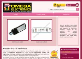 Cflomegaelectronics.com thumbnail