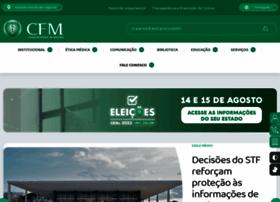 Cfm.org.br thumbnail