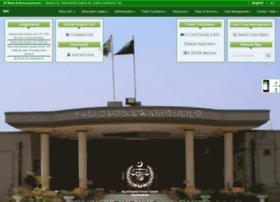 Cfmsd.ihc.gov.pk thumbnail