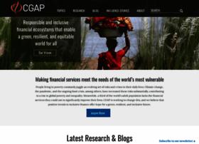 Cgap.org thumbnail