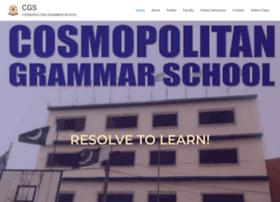 Cgs.edu.pk thumbnail