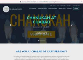 Chabadofcary.org thumbnail