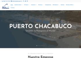 Chacabucoport.cl thumbnail