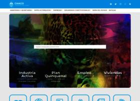 Chaco.gov.ar thumbnail