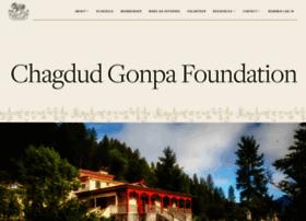 Chagdudgonpa.org thumbnail