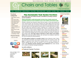 Chairsandtables.co.uk thumbnail