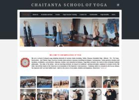 Chaitanyayoga.co.za thumbnail