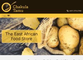 Chakula-tamu.ca thumbnail