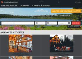 Chaletsalouer.ca thumbnail