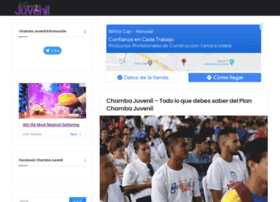 Chambajuvenil.com.ve thumbnail